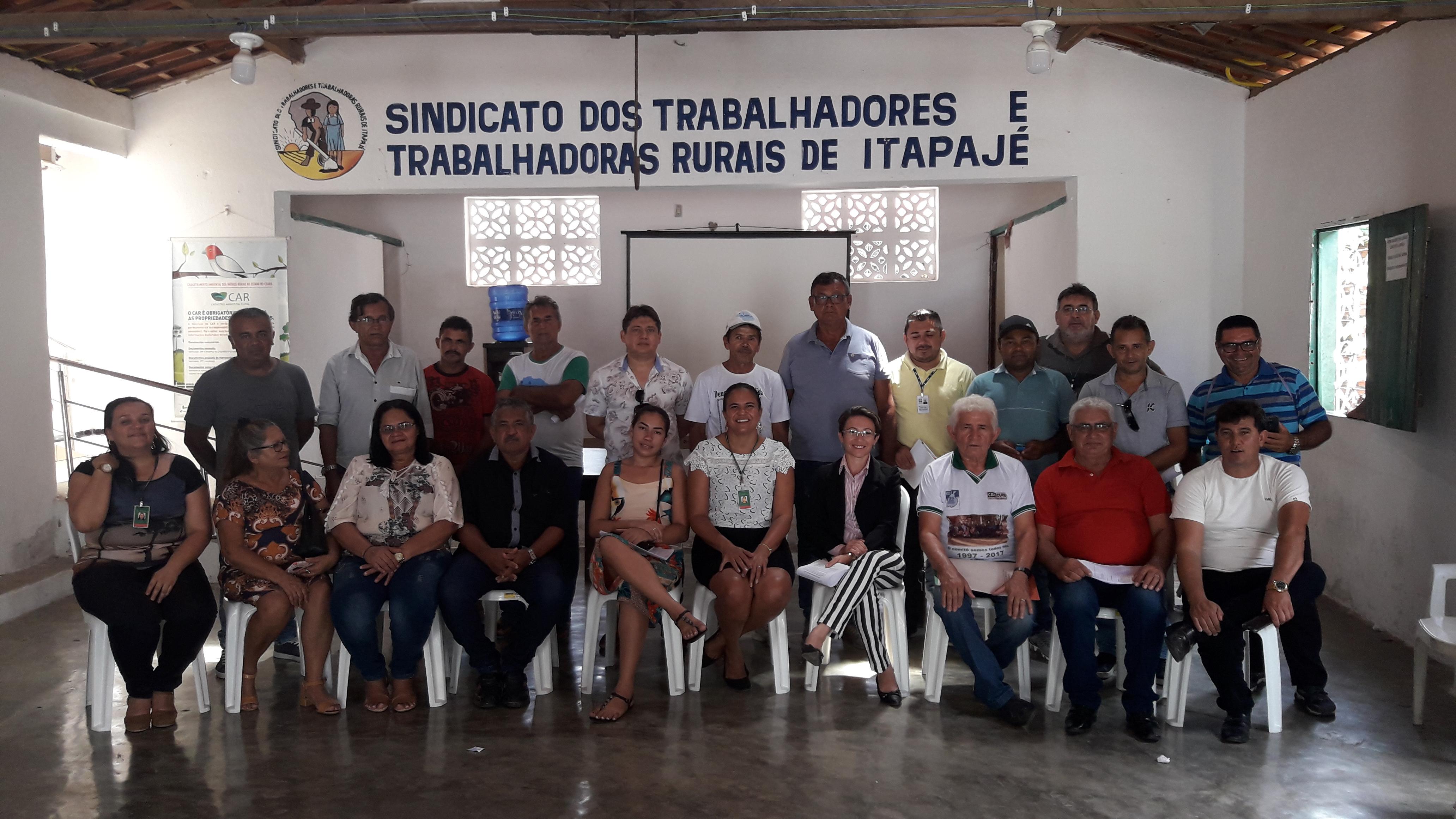 III ENCONTRO REGIONAL PARA RENOVAÇÃO DO CBH CURU