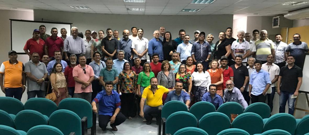 7º Congresso de Renovação do CBH Curu